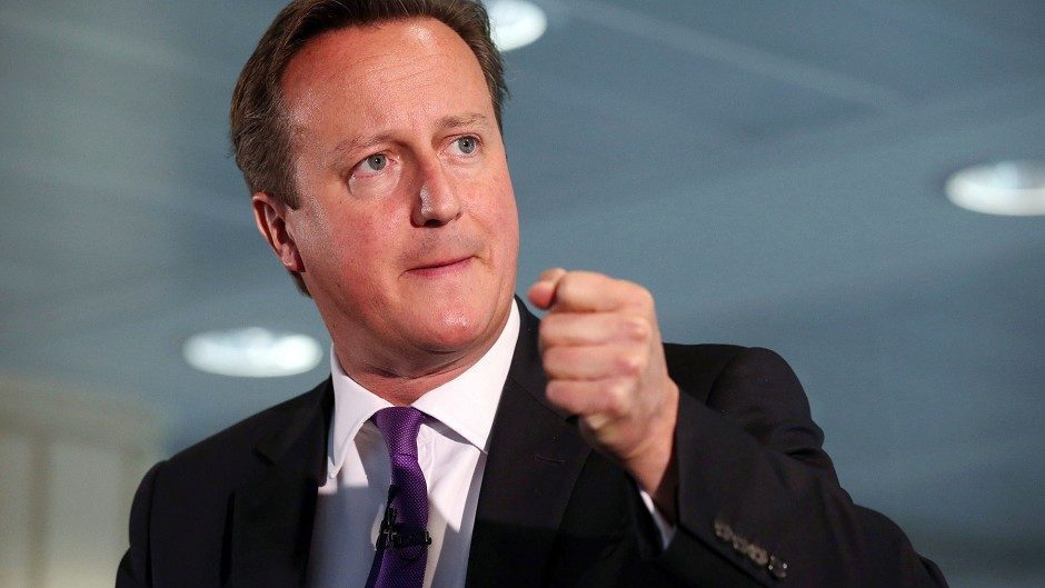 "David Cameron describes the escalating situation in the Middle East as ""hugely concerning""."