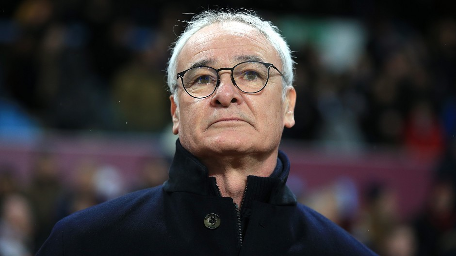 Leicester City manager Claudio Ranieri is one of a number of names to be linked with the Stamford Bridge hot seat today