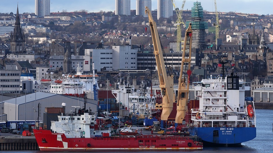 The £250 million UK City Deal for Aberdeen includes plans to boost innovation in the crucial North Sea oil and gas sector