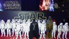 The value of the Star Wars brand is said to be £7billion