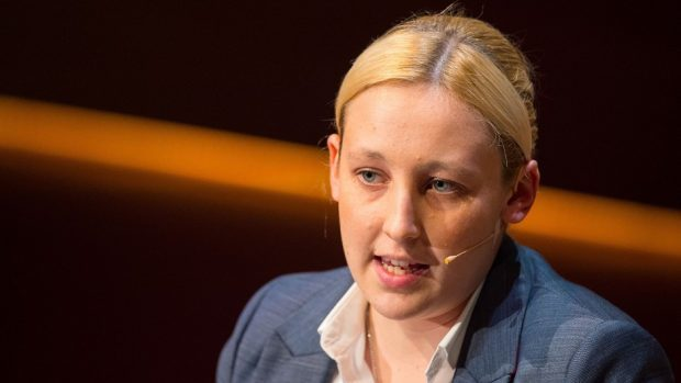 Mhairi Black said women are being 'shafted and short-changed' by a decision to accelerate the rate at which the state pension age is to be equalised