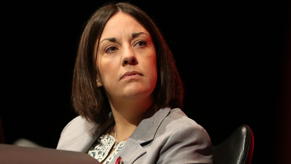 Kezia Dugdale said the SNP budget will 'make things worse' for education provision
