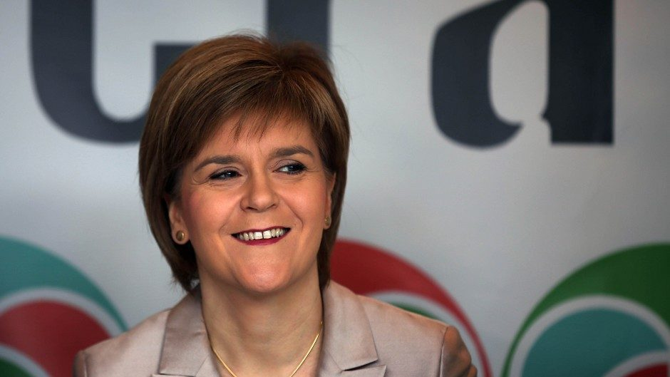 Nicola Sturgeon is due in Aberdeen this morning to announce the plans