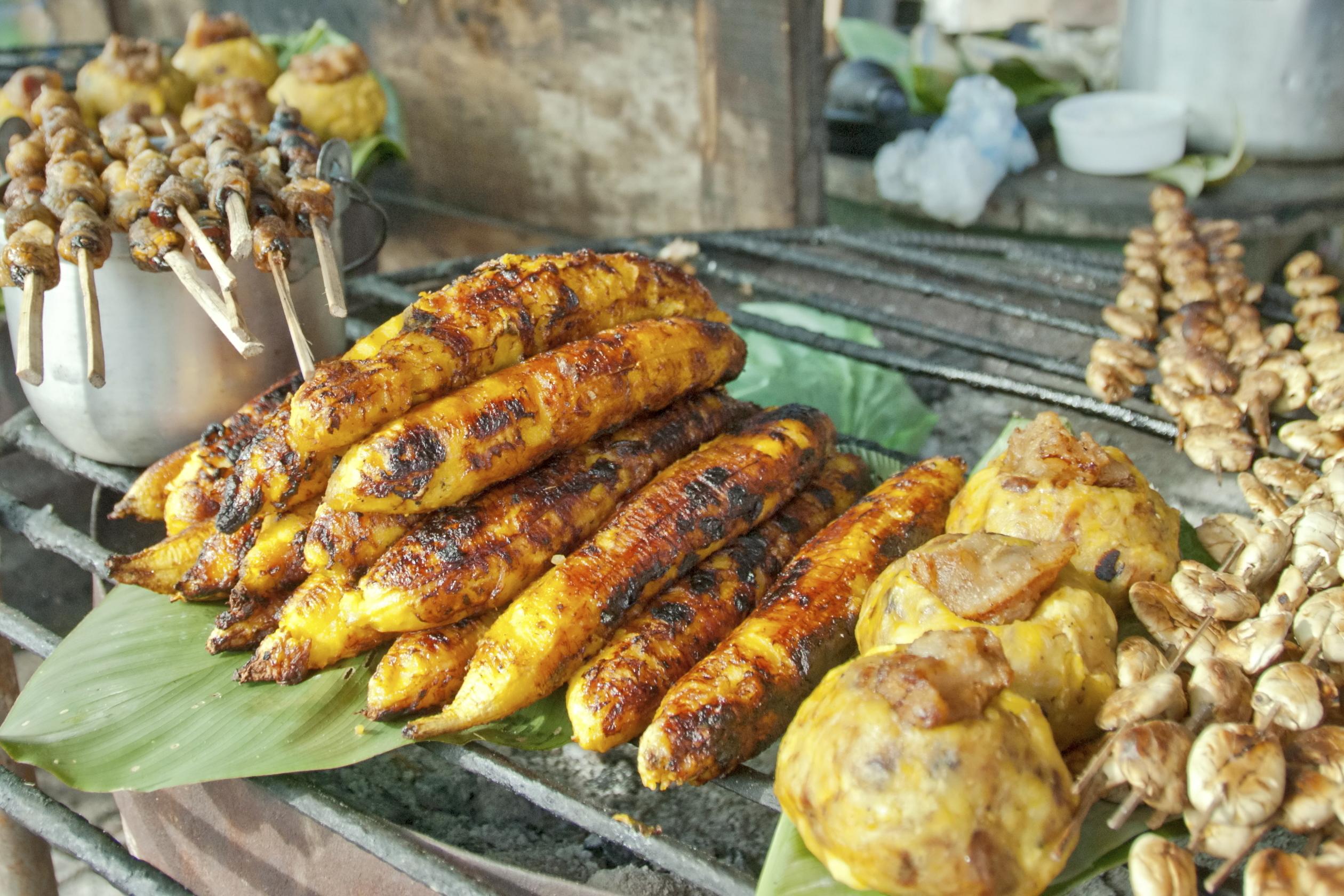 RT- Peru Food market
