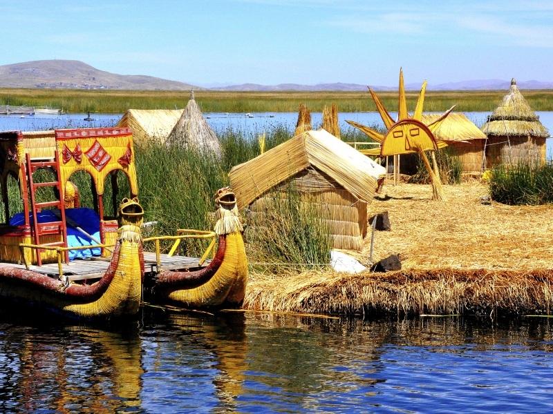 RT- Peru Lake Titicaca