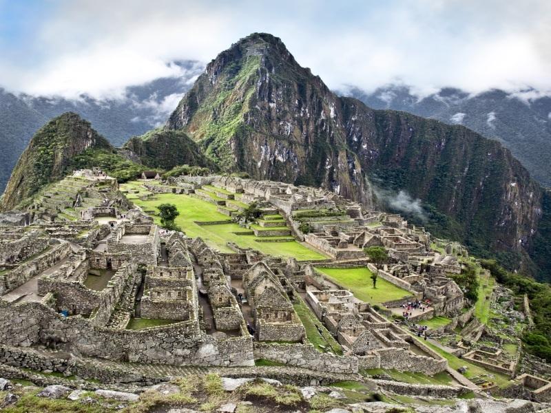 RT- Peru Machu Picchu
