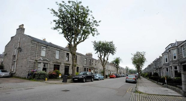 A controversial HMO was recently approved on Aberdeen's Rosebery Street