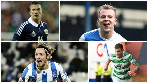 Scotland strikers Ross McCormack could be on the move, Celtic are targeting Mohamed Elyounoussi and Tony Stokes is heading to Hibs on loan