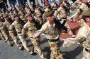 The Royal Regiment of Scotland are to visit Inverness