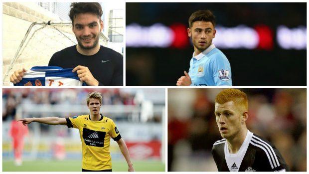 Tony Watt, Patrick Roberts, Kristoffer Ajer, and Harrison Reed all make today's transfer headlines