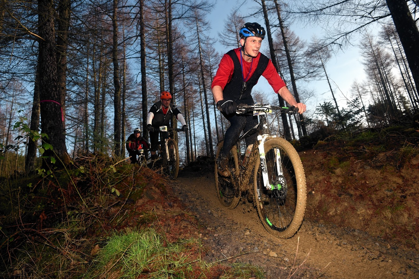 The new bike park is aimed at both mountain bikers and BMX riders