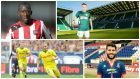 Toumani Diagouraga, Jason Cummings and Kolbeinn Sigthorsson could all be on the move while Dani Lopez has left Caley Thistle