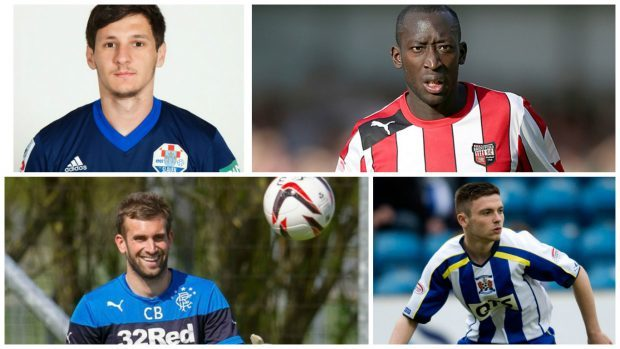 Ljuban Crepulja, Toumani Diagouraga and Cammy Bell could all be on the move but Greg Kiltie has penned a new Kilmarnock deal