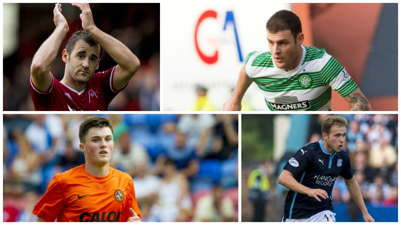 McGinn, Stokes, Souttar and Stewart are likely to attract interest this month