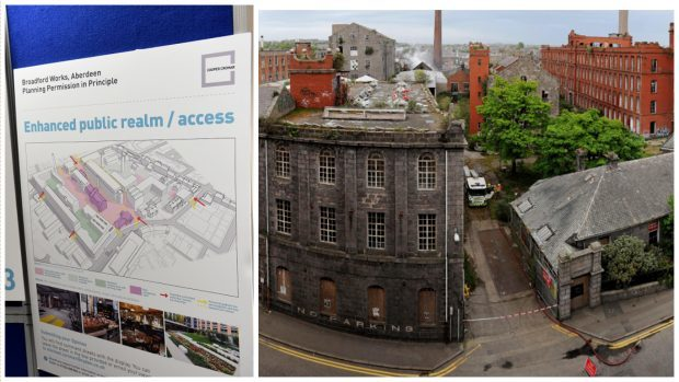 Plans have been proposed to redevelop the historic site