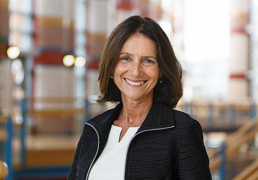 New CBI director general Carolyn Fairbairn