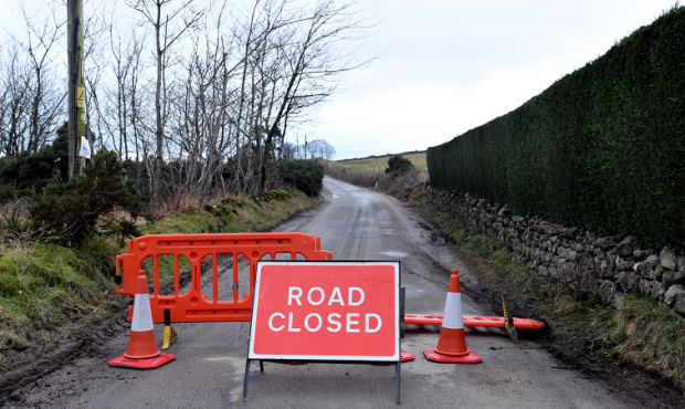 The road will be closedadjacent toCromdaleParkbetween 9.30am and 3.30pm on Tuesday, 22 May, while two manhole covers are replaced by contractors Keir.
