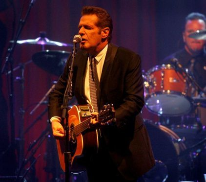 Glenn Frey, a founding member of The Eagles, has died aged 67 (Image courtesy of Associated Press)