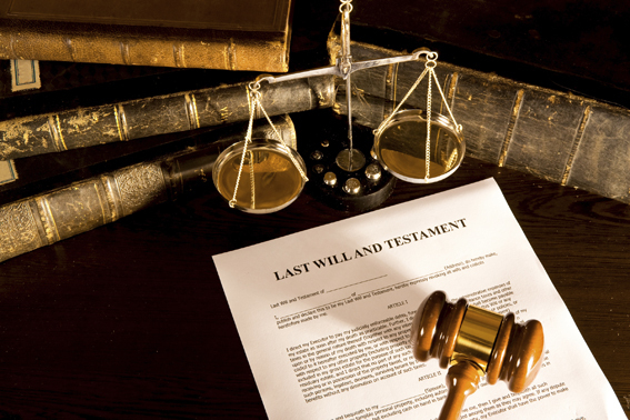 Get a will and don't forget about all those assets or interests that pass outside it