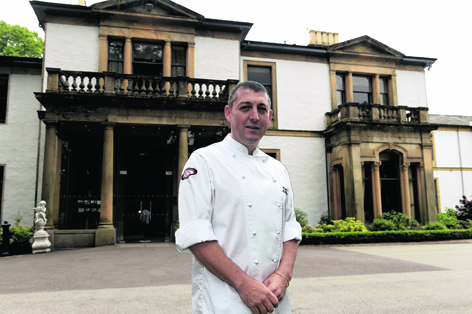Enjoy a taste of the north-east and Highlands with award-winning chef, Kenny McMillan