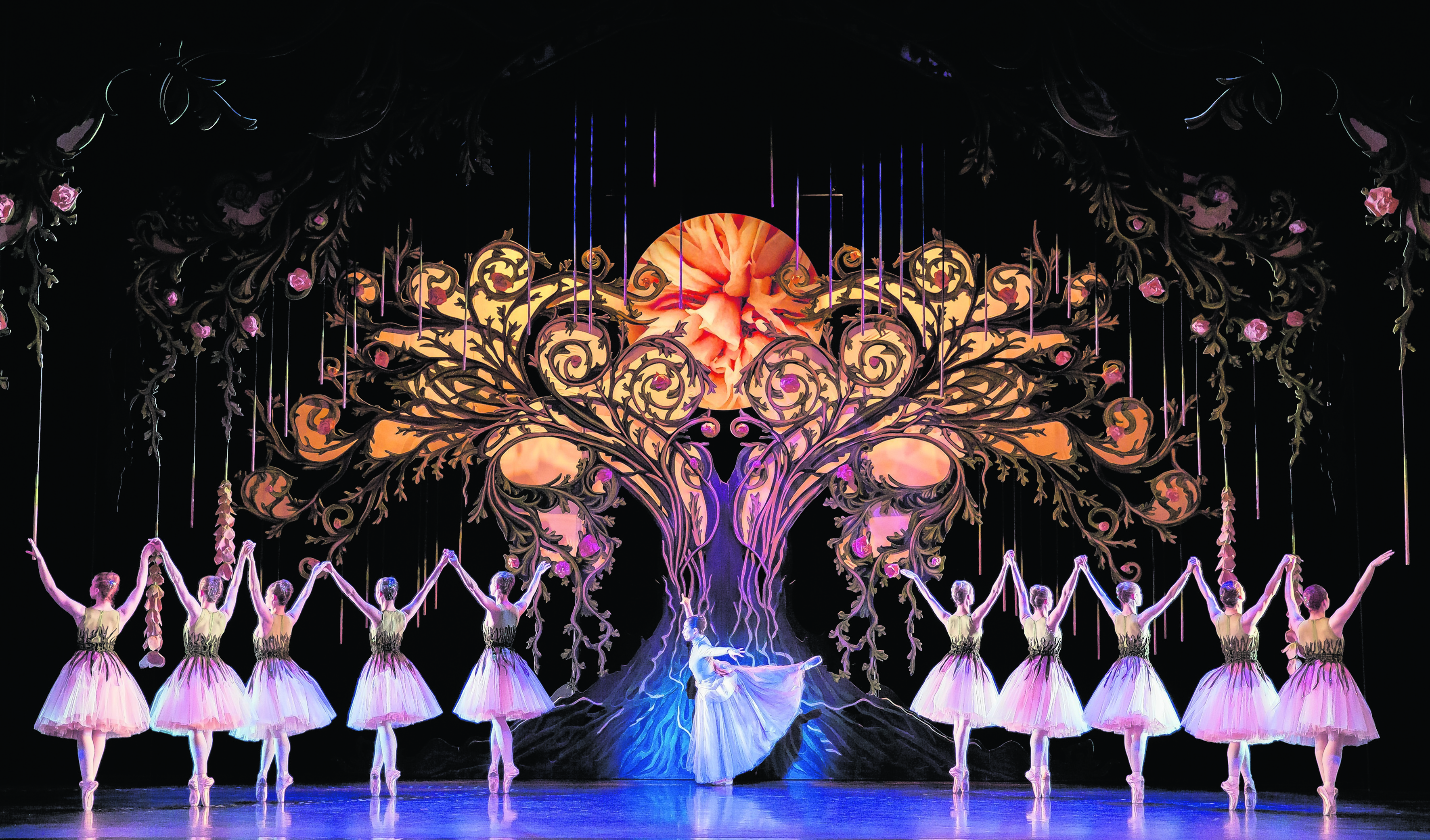 Scottish Ballet's  Cinderella is at His Majesty's Theatre from January 20