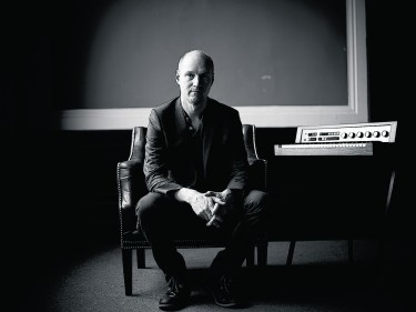 Celtic Connections artistic director Donald Shaw