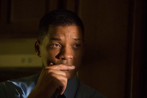 Will Smith swaps blockbuster stunts for social responsibility in new movie Concussion