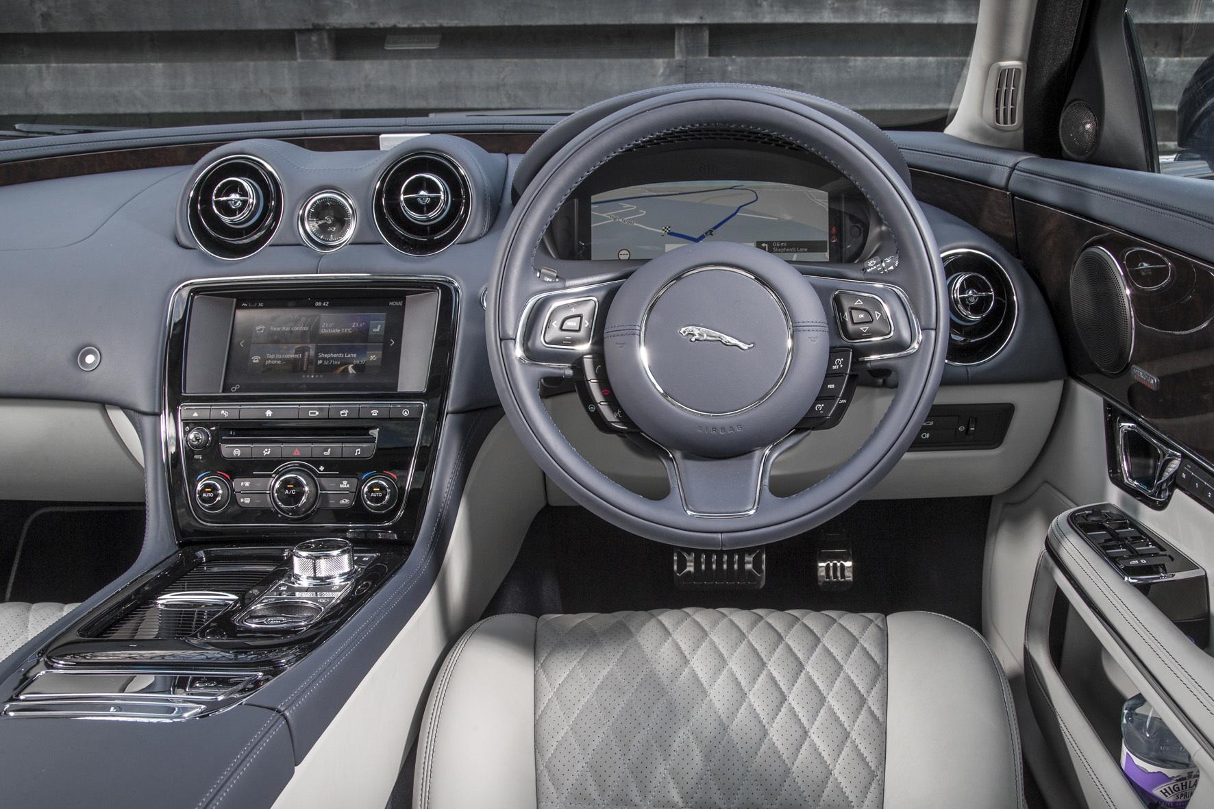 2016 Jaguar XJ L Autobiography