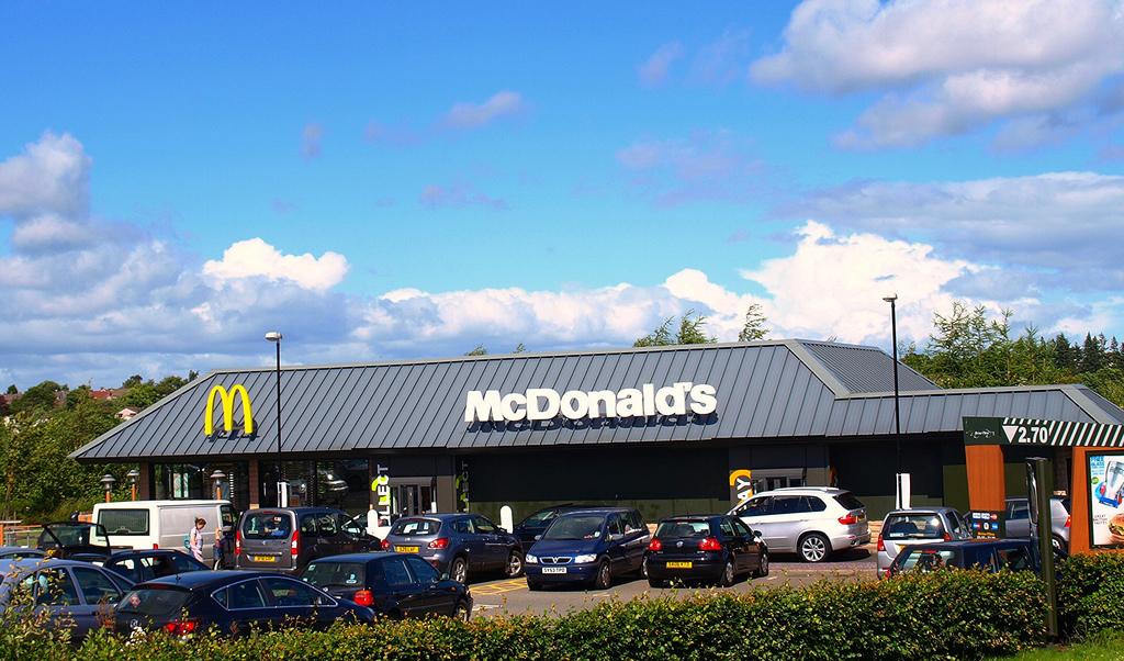 McDonalds, Perth