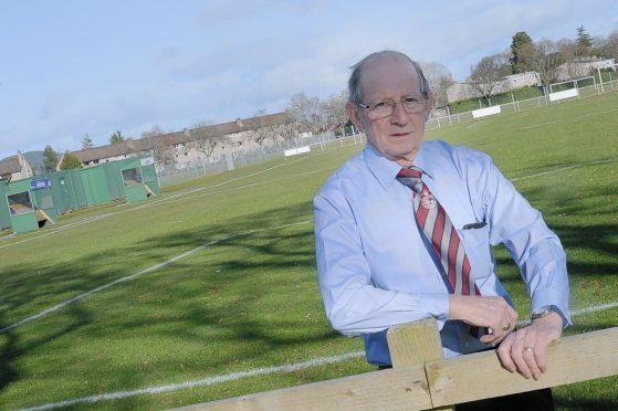Alastair Wardhaugh, Chairman of Inverness City Football Club