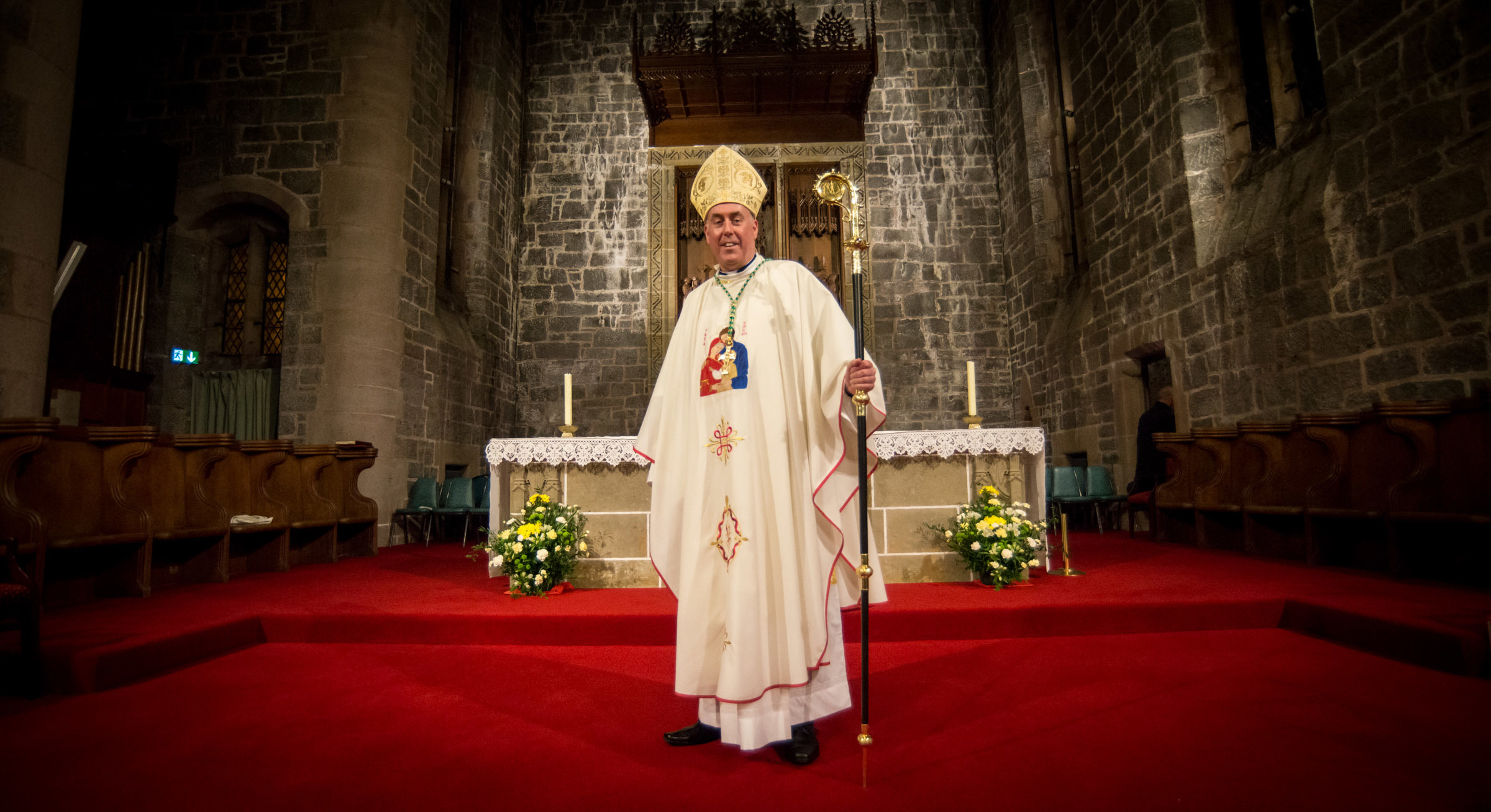 Bishop Brian McGee