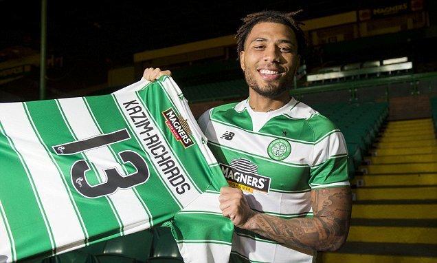 New signing Colin Kazim-Richards could make his Celtic debut