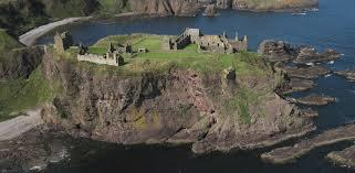 Dunnottar Castle will be used to promote the Spirit of Scotland