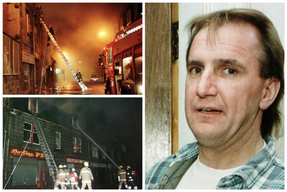 Gordon Graham died in a fire in 1998.