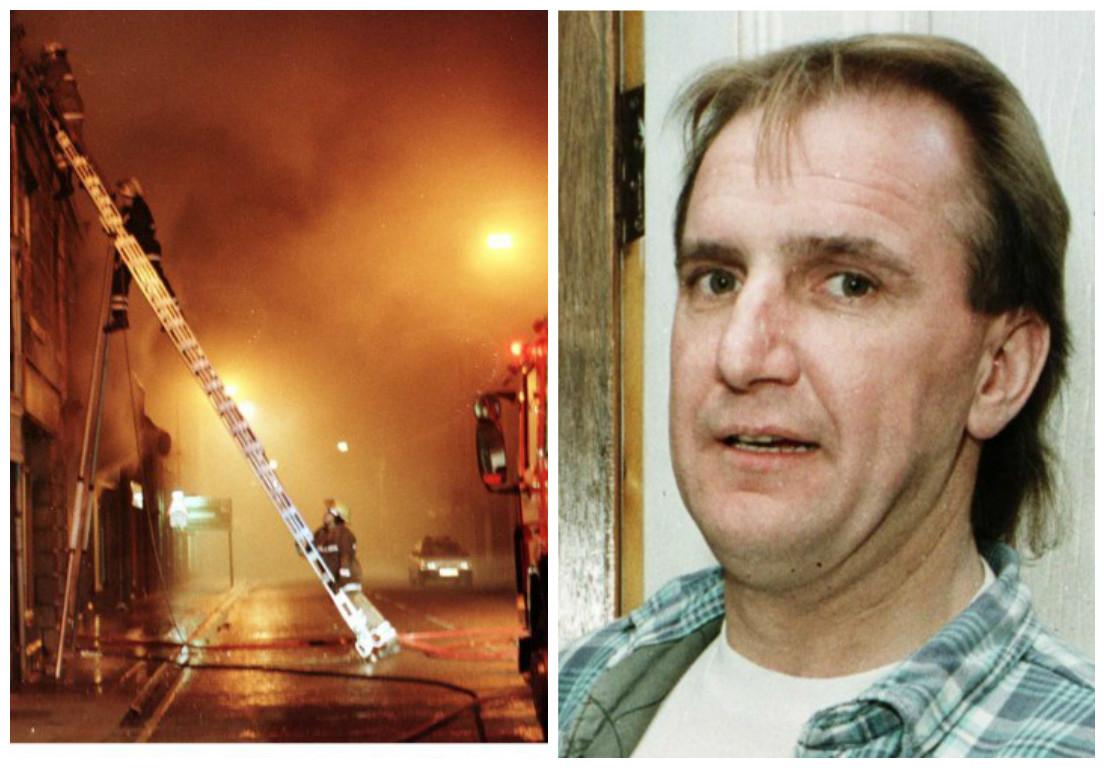 Gordon Graham died in the fire