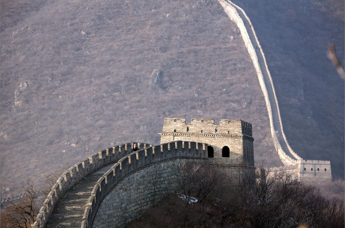 Mandarin may be more common on the Great Wall of China but it will not be heard in north-east schools