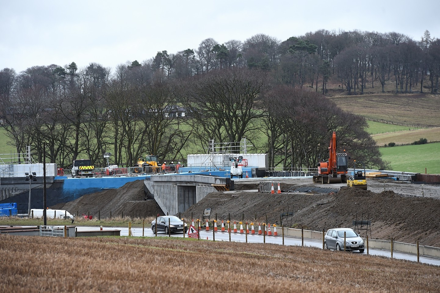 Inveramsay Bridge project