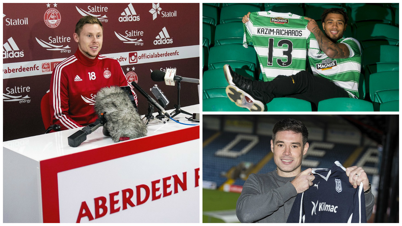 Church, Kazim-Richards and O'Dea were just three of the players to move to the Premiership during the window