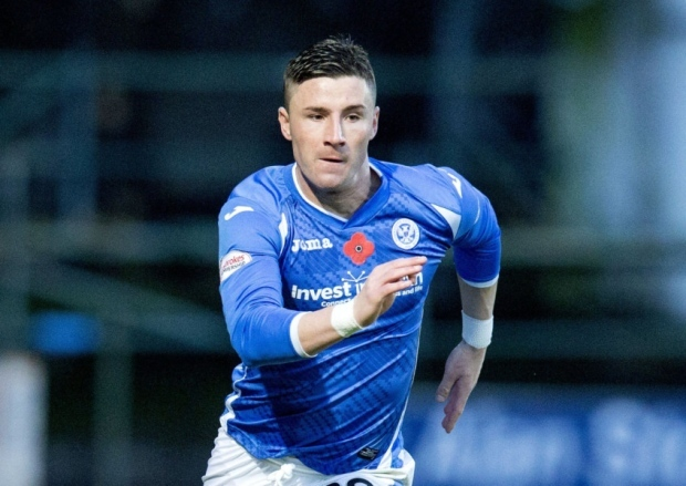Michael O'Halloran is expected to join Rangers this afternoon