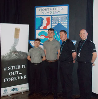 The team at Northfield Academy