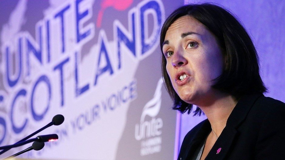 Scottish Labour leader Kezia Dugdale said she wants to see 'a deal that's good for Scotland' emerge from negotiations over Westminster funding