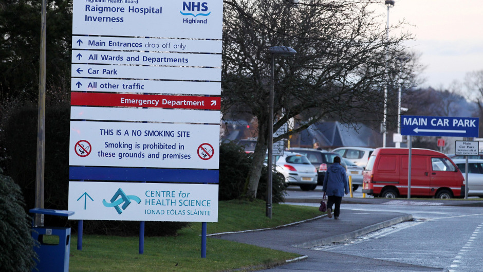 Raigmore Hospital's Ward 2A reopens after norovirus outbreak