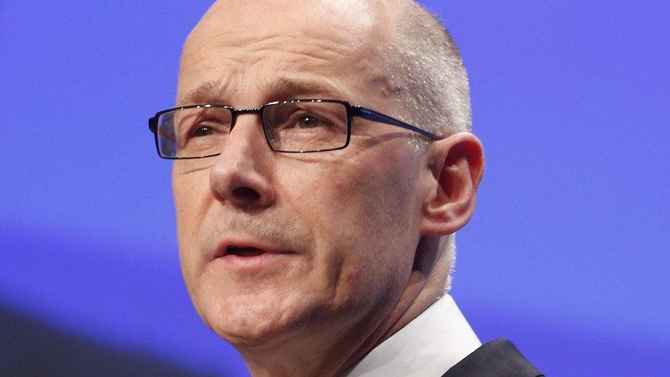 John Swinney is holding talks to break the deadlock over the fiscal framework accompanying the Scotland Bill