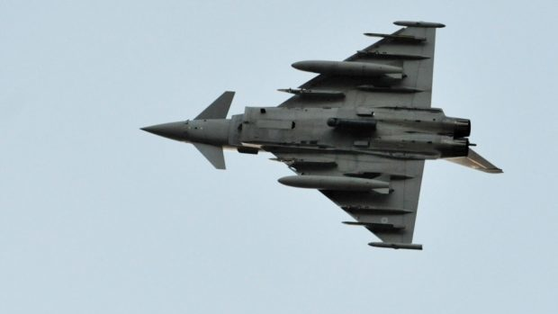 Around 12 jets are earmarked for Lossiemouth
