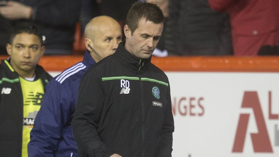 Ronny Deila: Will leave Celtic at the end of the season.