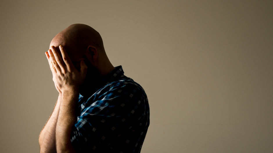 Suicide is now the leading cause of death in men under 50 in Scotland.