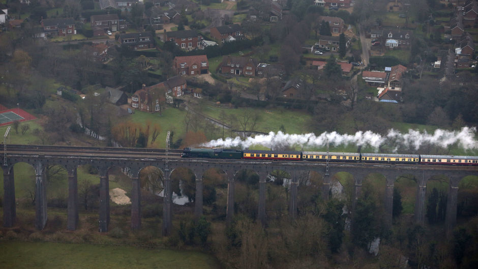 The Flying Scotsman is set to visit Inverness for the first time since 2000