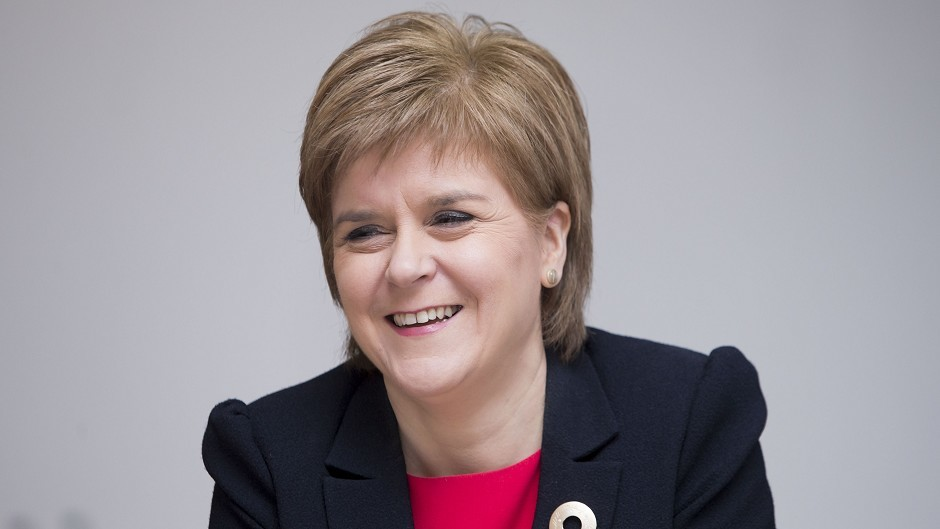 Nicola Sturgeon announced the appointment