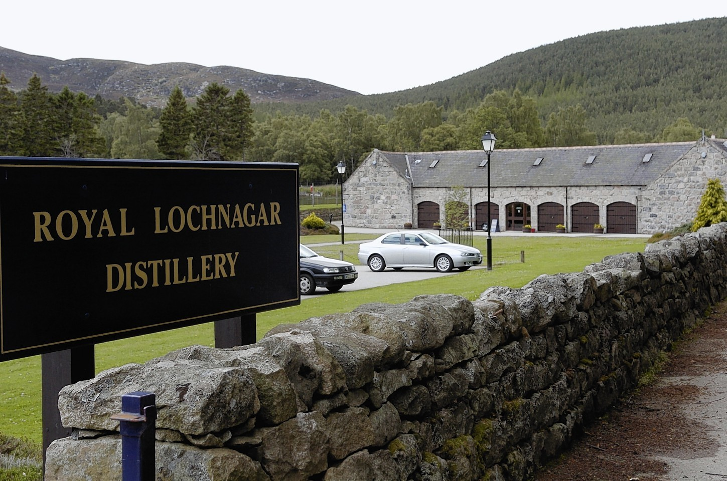 The distillery will offer training to the hospitality students. (Picture: Kami Thomson)