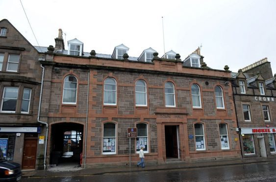 Stonehaven Town Hall